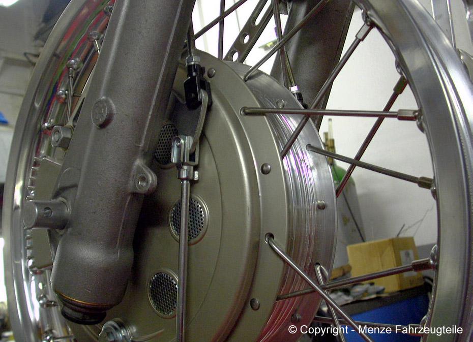 Super Grimeca Doppel Duplex Bremse - Ersatzteile und Wartung &AB_22