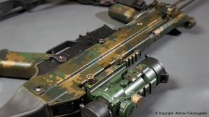 Heckler & Koch digital camouflage coating