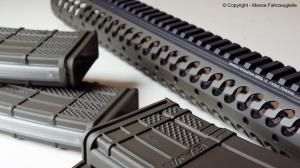AR Handguard und Magazine beschichten
