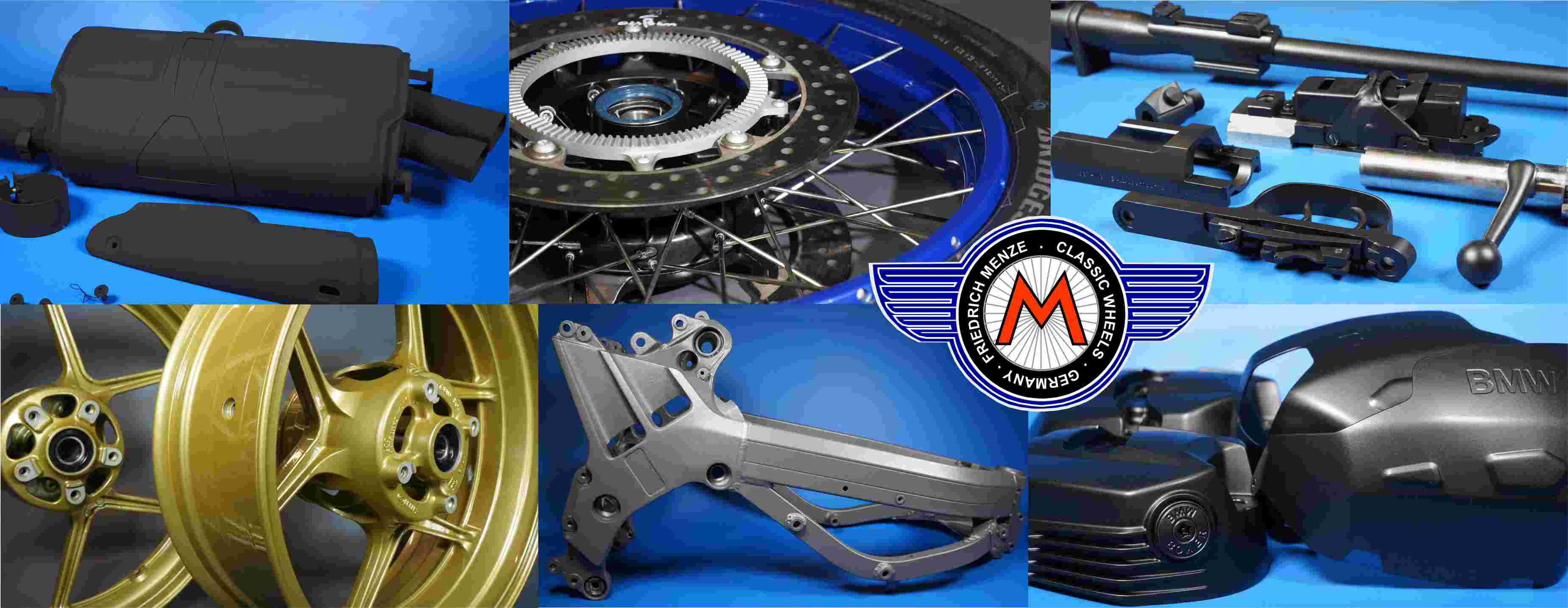 Motorcycle wheelbuilding and restorations