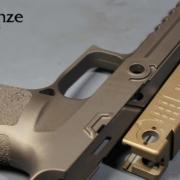 Cerakote Burnt Bronze Waffenbeschichtung