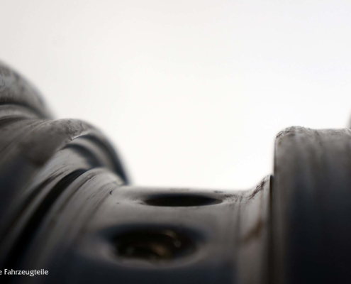 Dichtband-Nut an KTM Schlauchlosfelge