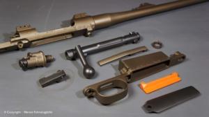 Mauser K98 mit Cerakote Veredelung