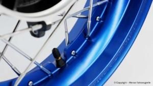 Felgenring der Yamaha XT1200Z Tenere